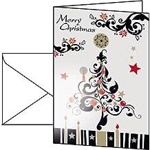 suchergebnis auf f r weihnachtskarten a5 a6. Black Bedroom Furniture Sets. Home Design Ideas