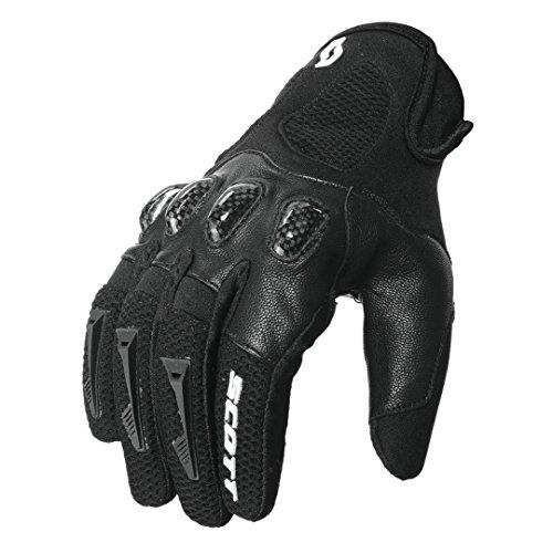 Scott Assault MX DH Motorrad/Fahrrad Handschuhe schwarz 2018: Größe: L (10)