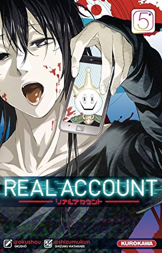 Real Account - tome 05 (5)