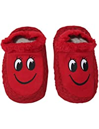 LionsLand Neska Moda Premium Kids Smiley Booties-2 to 4 Yrs