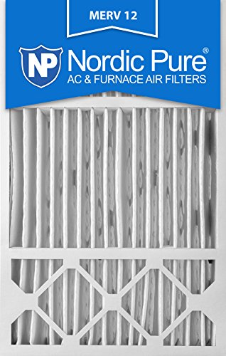 16x 25x 5HONEYWELL Ersatz Merv 12Ofen Air Filter, 4Stück (4 Honeywell Air Filter)