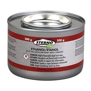 Sterno Gel Chafing Fuel 48 Tins Box quantity 48