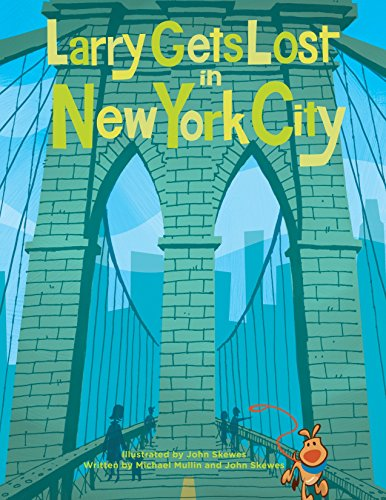 Larry Gets Lost in New York City (In Bigfoot New York)