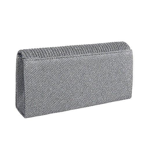 Taschen Used Optik Schultertasche Grau