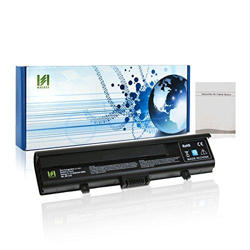 HASESS 6 Celdas 5200mAh 58Wh Batería Externo Ordenador Portátil Reemplazo para Dell Xps M1330 1330 Dell Inspiron 13 1318 Compatible con P/N 312-0844 312-0566 312-0567 TT485 WR050 C601H PU556 NT349 – 12 Meses de Garantía