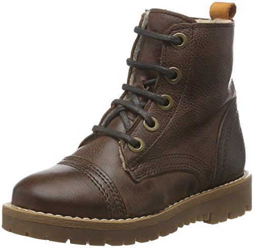 HIP H2154, Sneakers basses garçon Marron - Braun (26CO/DASO)