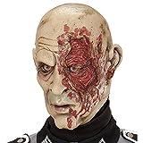 Widmann 00506 Maske Zombie General, Mehrfarbig, Taglia Unica
