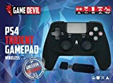 Game-Devil Trident Gamepad Controller für Playstation 4 [PS4] Wireless kabellos
