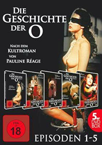 Die Geschichte der O - Episoden 1-5 [5 DVDs] 50 Shades Of Grey Film