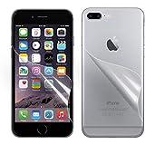 iBroz® - iPhone 7 PLUS - Protection Ecran Intégrale Avant Arrière et Côtés (Full Body) avec Applicateur