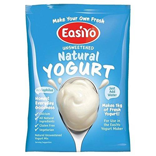 Easiyo Naturjoghurt Mix 140G - Packung mit 6