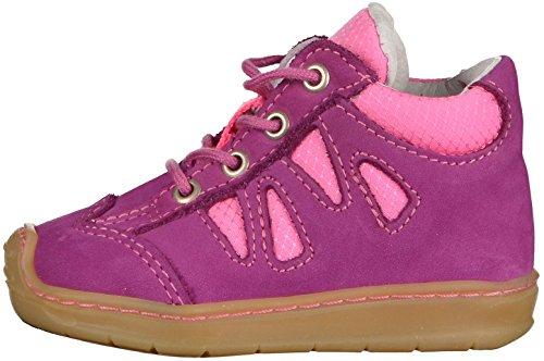 Ricosta Bandy, Oxfords garçon Violet/pink