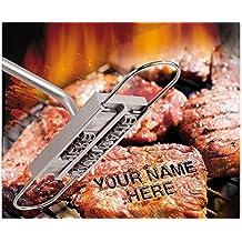 VWH BBQ Brandeisen mit wechselbaren Buchstaben Grillzubehör