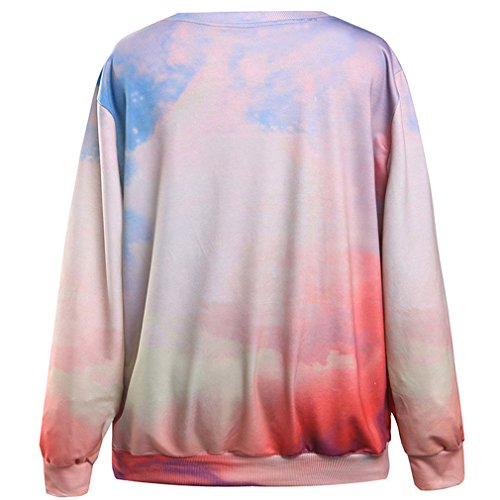 Thenice - Sweat-shirt - Femme Taille unique Trapeze
