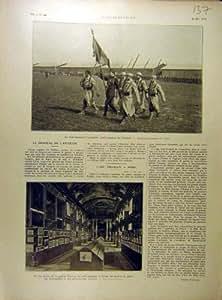 L'Armée de l'Air 1916 d'Aviation de Drapeau de Guynemer Colonna Rome