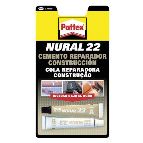 Henkel 14010110 Nural- 22 Gris (Juego 2 Tubos 22 cm³.)