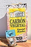 Legua Quebracho Vegetal-Kohle + Aromatic Chip encina