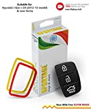 #4: 1-Key Replacement Keypad For Hyundai i20 (Color May Vary)