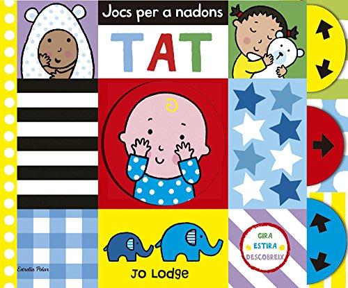 Als més petits els encantarà descobrir les sorpreses que amaga aquest graciós llibre. Juga, mou les finestres i diverteix-te amb les espirals! Les llengüetes de grans dimensions estan especialment dissenyades perquè els nadons les manipulin