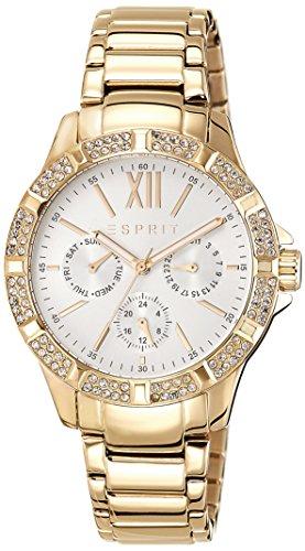 Esprit Men's Analogue Quartz Watch with Stainless Steel Bracelet – ES108472002