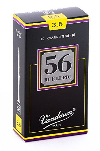 Vandoren CR5035 Box 10 Ance 56 Rue Lepic 3.5 Clar Sib