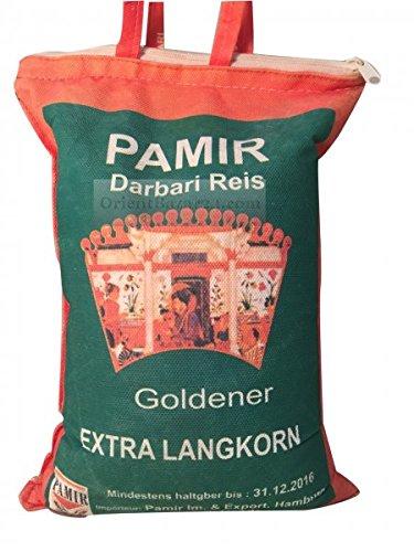 Basmati Reis Pamir Darbari 5 KG für orientalische Küche speziell persische & Afghanische