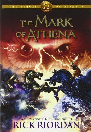 The Mark of Athena (Heroes of Olympus) por Rick Riordan