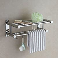 Eridanus Stainless Steel Towel Rail003 004
