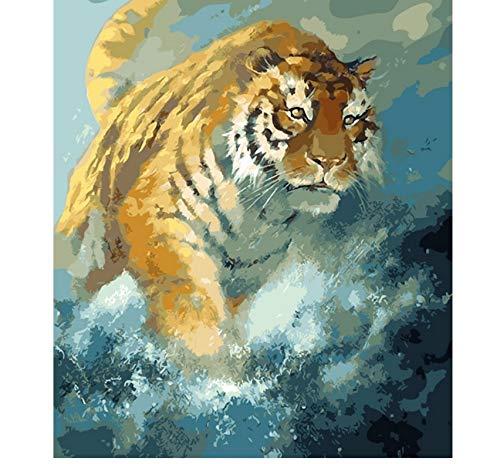 Tiger Ausmalbilder Was Einkaufen De