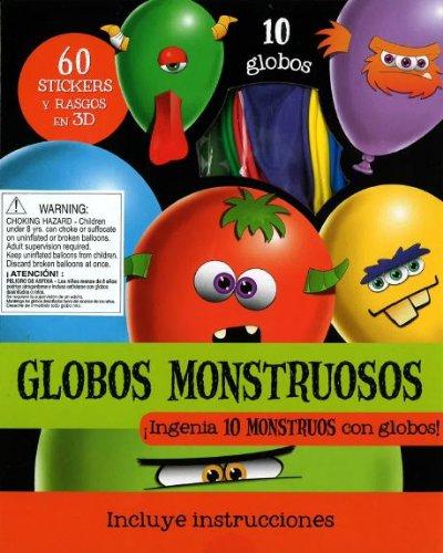 Globos Monstruosos par Parragon