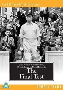 The Final Test [1953] [DVD]
