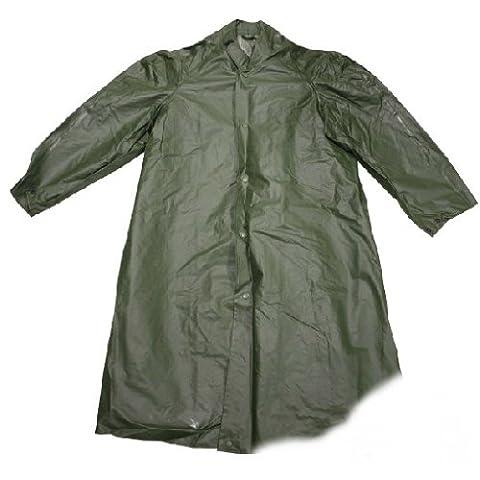 Swedish Army Issue Full Length Waterproof mac, festival coat