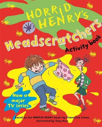 Horrid Henry's headscratchers activity book