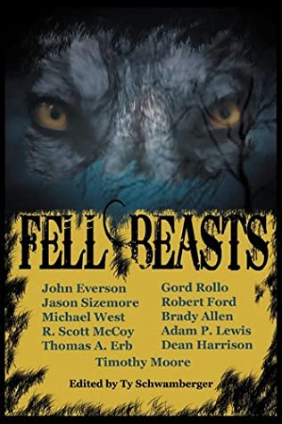 book cover of Fell Beasts