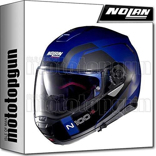 NOLAN CASCO MOTO MODULARE N100-5 CONSISTENCY 029 XS