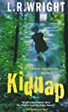 Kidnap by L. R. Wright front cover