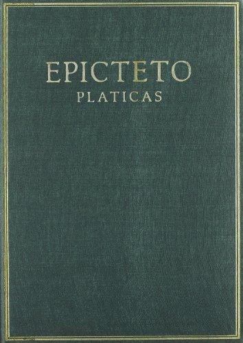 Pláticas. Libro III (Alma Mater)