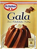 Dr. Oetker Gala Schokolade, 3 x 50 g