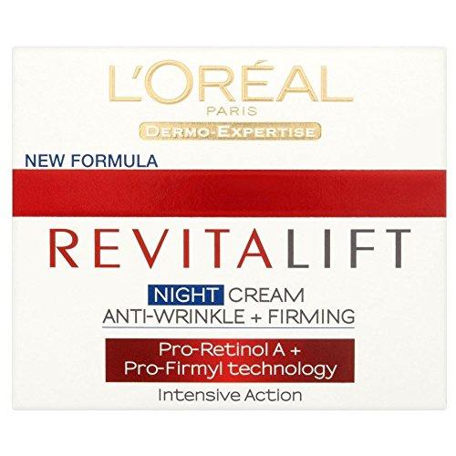 L'Oréal Paris Revitalift Anti-Falten + Straffende Nachtcreme (50 Ml)