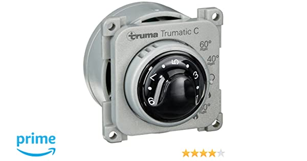 TRUMA Partie Trumatic C f/ürc de Commande de Chauffage 38094