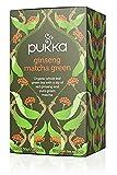 Best Ginsengs - Pukka Thé Vert Bio Matcha Ginseng 20 Sachets Review