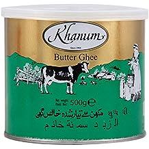 Khanum Pures Ghee, 6er Pack (6 x 500 g)