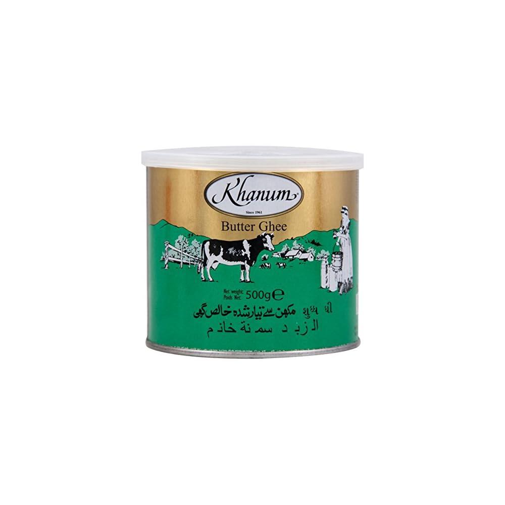Khanum Pures Ghee 2er Pack 2 X 500 G