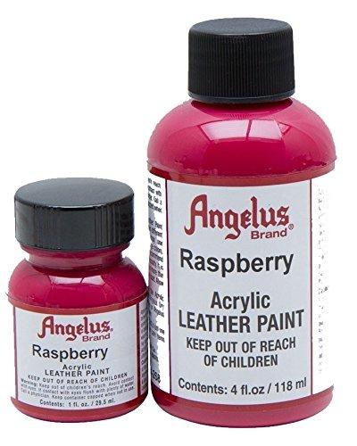Angelus Lederfarbe Raspberry 29,5 ml -