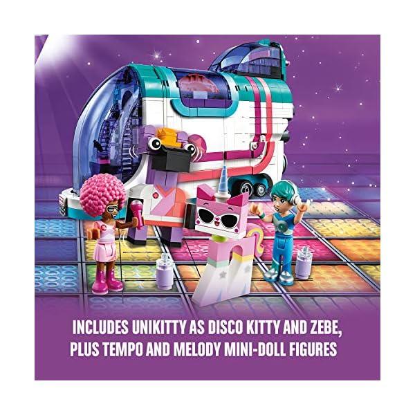 LEGO Movie 2 - Il party bus Pop-Up, 70828 5 spesavip