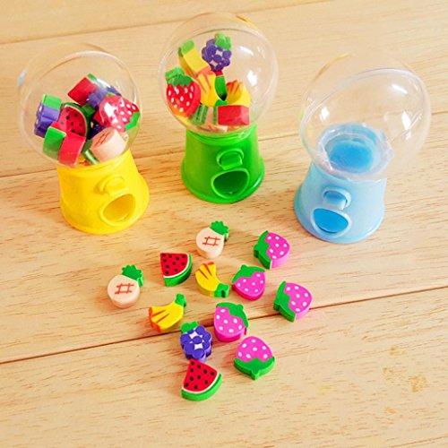 Tefamore schöne heiße Mini Candy Dispenser Gumball Automaten Coin Box Kind Baby Spielzeug
