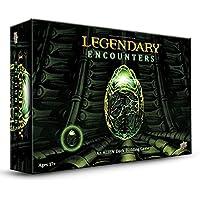 Legendary Encounters Alien Deckbuilding Game