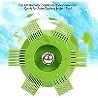 Ballylelly Universal Plastic Car A/C Radiador Condensador Evaporador Aleta Enderezadora Coil Comb para Auto Cooling System Tool