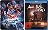 Tanz der Teufel 1+2+3 Steelbook Blu-ray + Ash vs Evil Dead Staffel 1 Blu-ray
