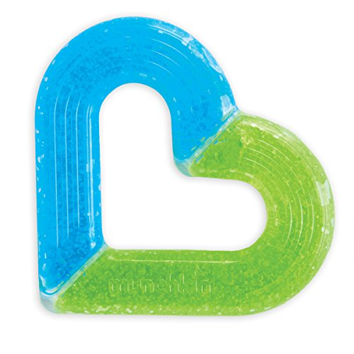 Munchkin Fun Ice Heart Teether